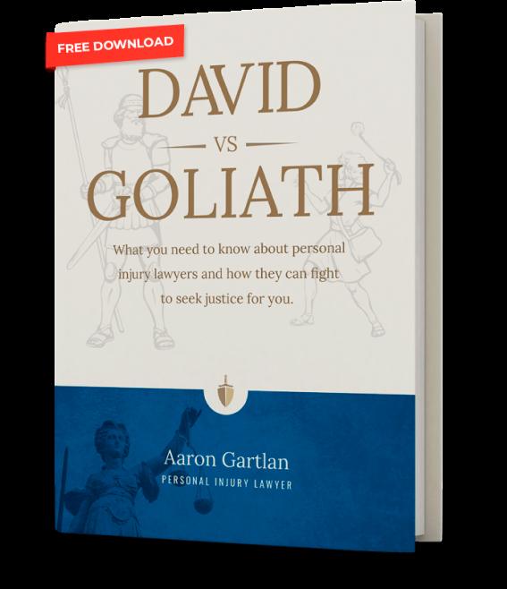David vs Goliath Ebook Cover