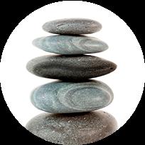 Stones of success